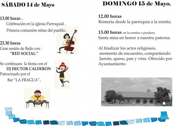 LAS PASCUAS Fiesta en honor a la Virgen del PRADO